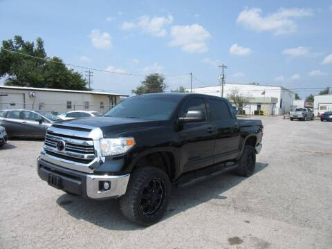 2016 Toyota Tundra for sale at Grays Used Cars in Oklahoma City OK