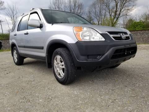 2004 Honda CR-V for sale at Sinclair Auto Inc. in Pendleton IN