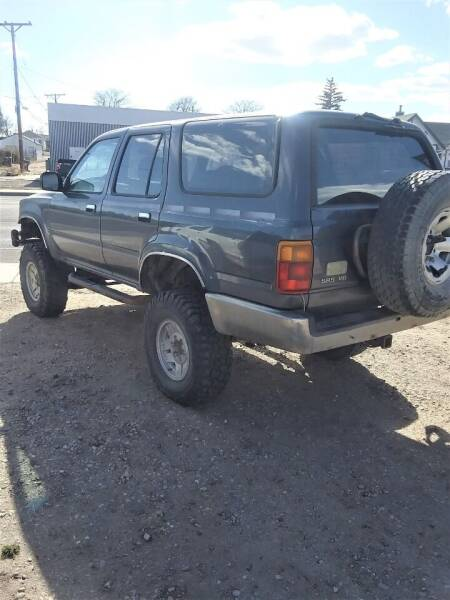 1991 Toyota 4Runner for sale at Good Guys Auto Sales in Cheyenne WY