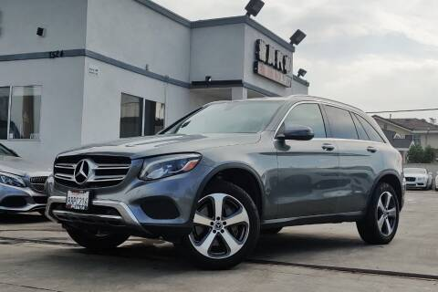 2018 Mercedes-Benz GLC for sale at Fastrack Auto Inc in Rosemead CA