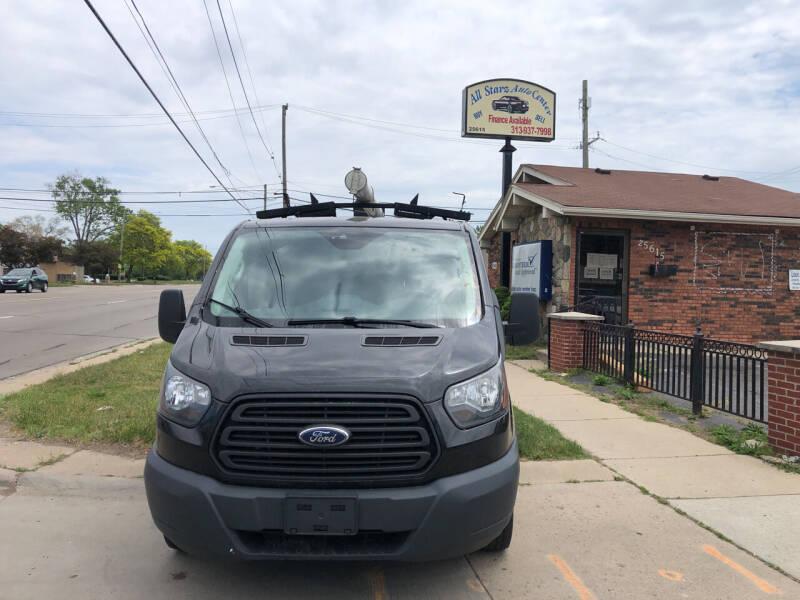 2015 Ford Transit Cargo for sale at All Starz Auto Center Inc in Redford MI