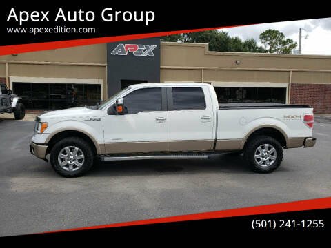 2013 Ford F-150 for sale at Apex Auto Group in Cabot AR