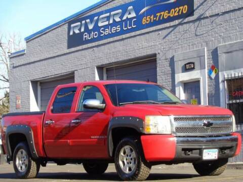 2008 Chevrolet Silverado 1500 for sale at Rivera Auto Sales LLC in Saint Paul MN