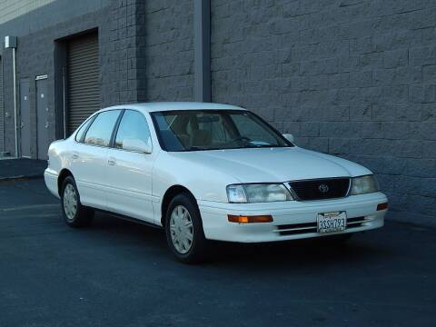 1996 Toyota Avalon for sale at Gilroy Motorsports in Gilroy CA