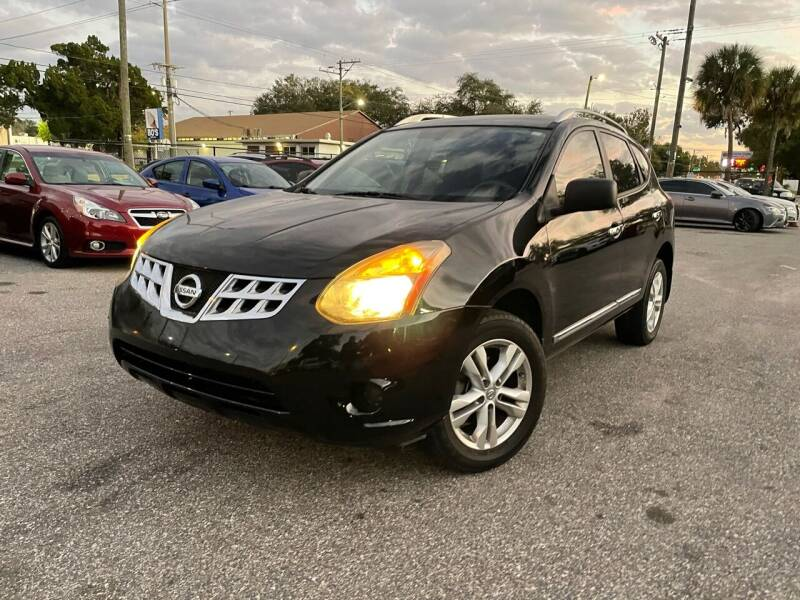 2015 Nissan Rogue Select for sale at CHECK  AUTO INC. in Tampa FL