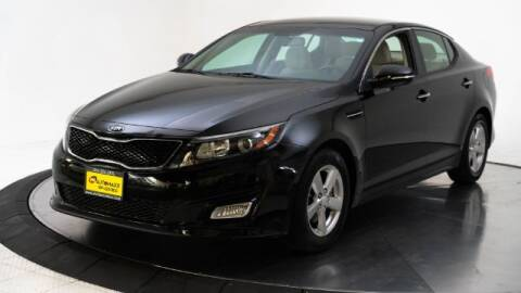 2015 Kia Optima for sale at AUTOMAXX MAIN in Orem UT