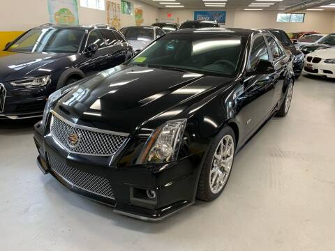 2012 Cadillac CTS-V for sale at Newton Automotive and Sales in Newton MA