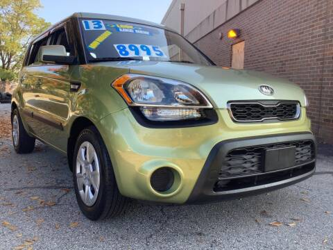 2013 Kia Soul for sale at Active Auto Sales Inc in Philadelphia PA