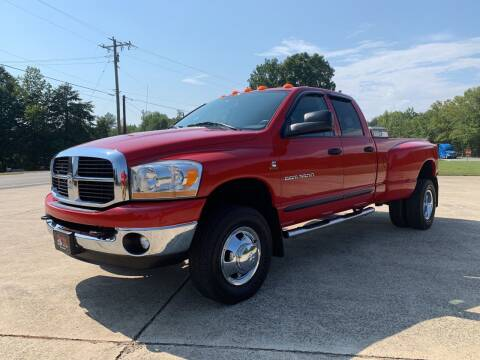 2006 Dodge Ram Pickup 3500 for sale at Priority One Auto Sales in Stokesdale NC