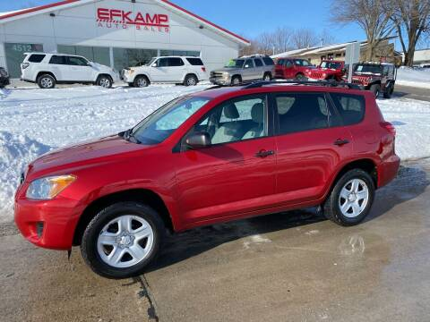 2011 Toyota RAV4 for sale at Efkamp Auto Sales LLC in Des Moines IA