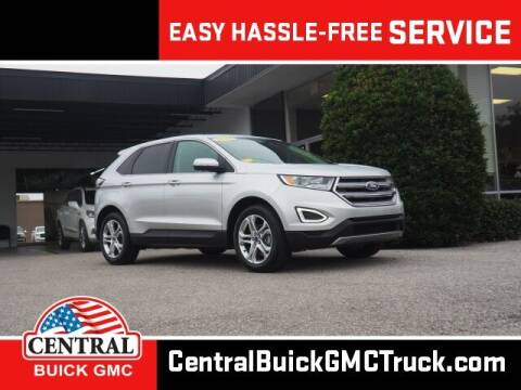 2018 Ford Edge for sale at Central Buick GMC in Winter Haven FL