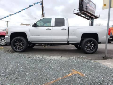 2016 Chevrolet Silverado 1500 for sale at Messick's Auto Sales in Salisbury MD