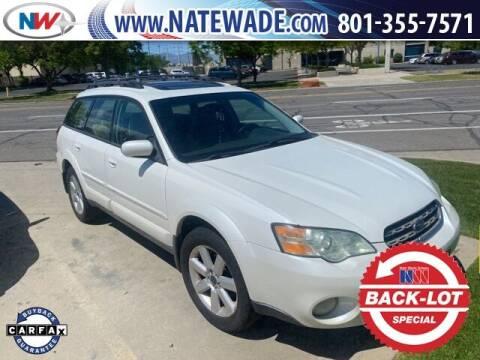 2006 Subaru Outback for sale at NATE WADE SUBARU in Salt Lake City UT