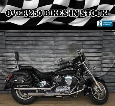2008 Yamaha V-Star 1100 for sale at Motomaxcycles.com in Mesa AZ