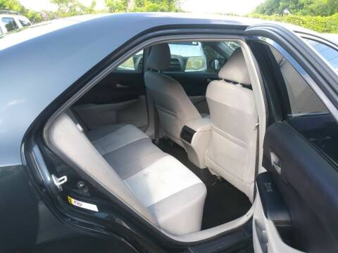 2013 Toyota Camry for sale at Dulux Auto Sales Inc & Car Rental in Hollywood FL
