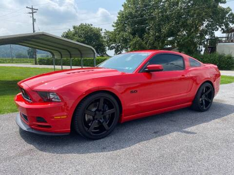 2014 Ford Mustang for sale at Finish Line Auto Sales in Thomasville PA