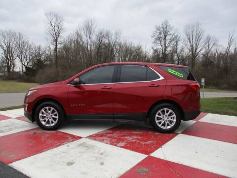 2019 Chevrolet Equinox for sale at TEAM ANDERSON AUTO GROUP INC - TEAM ANDERSON AUTO GROUP in Richmond IN