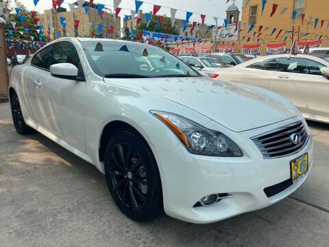 2013 Infiniti G37 Coupe for sale at Elite Automall Inc in Ridgewood NY