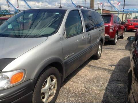 2004 Pontiac Montana for sale at Jerry Allen Motor Co in Beaumont TX