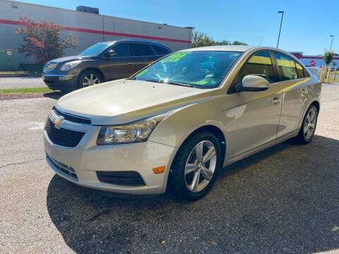 2013 Chevrolet Cruze for sale at McNamara Auto Sales - Red Lion Lot in Red Lion PA