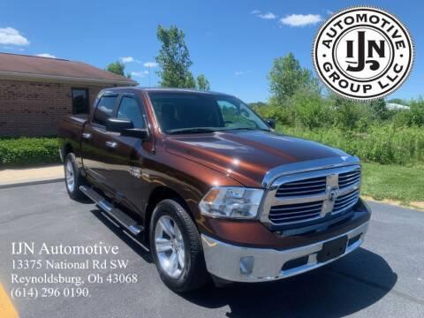 2014 RAM Ram Pickup 1500 for sale at IJN Automotive Group LLC in Reynoldsburg OH