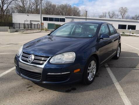 2006 Volkswagen Jetta for sale at J & J Used Auto in Jackson MI