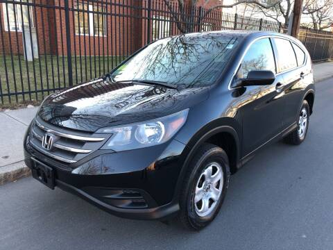 2012 Honda CR-V for sale at Commercial Street Auto Sales in Lynn MA