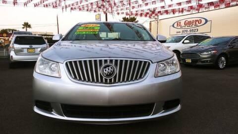 2012 Buick LaCrosse for sale at El Guero Auto Sale in Hawthorne CA