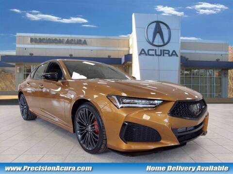 2021 Acura TLX for sale at Precision Acura of Princeton in Lawrence Township NJ