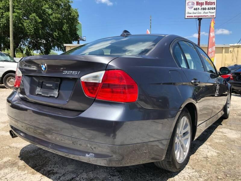 2006 BMW 3 Series for sale at Mego Motors in Orlando FL