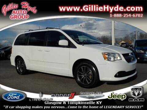 2017 Dodge Grand Caravan for sale at Gillie Hyde Auto Group in Glasgow KY