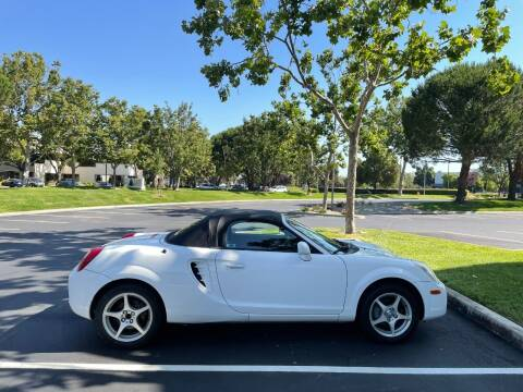 2003 Toyota MR2 Spyder for sale at Hi5 Auto in Fremont CA