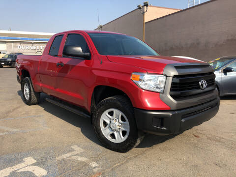 2017 Toyota Tundra for sale at Cars 2 Go in Clovis CA