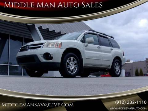2006 Mitsubishi Endeavor for sale at Middle Man Auto Sales in Savannah GA