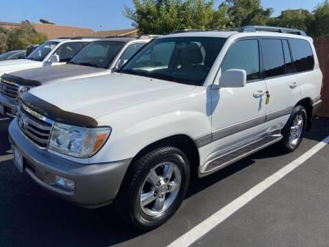 2006 Toyota Land Cruiser for sale at Coast Auto Motors in Newport Beach CA