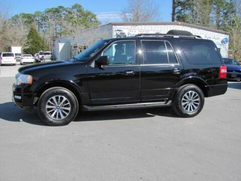 2017 Ford Expedition for sale at Pure 1 Auto in New Bern NC