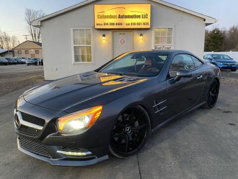 2013 Mercedes-Benz SL-Class for sale at COLUMBUS AUTOMOTIVE in Reynoldsburg OH