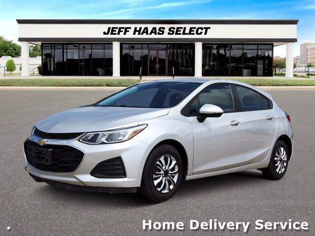 2019 Chevrolet Cruze for sale at JEFF HAAS MAZDA in Houston TX
