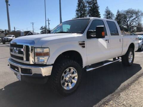 2010 Ford F-250 Super Duty for sale at C J Auto Sales in Riverbank CA