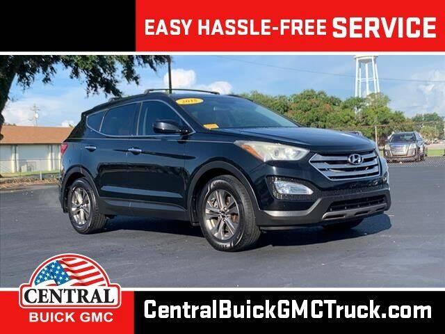 2015 Hyundai Santa Fe Sport for sale at Central Buick GMC in Winter Haven FL