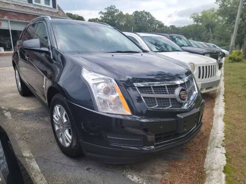 2011 Cadillac SRX for sale at MBM Auto Sales and Service in East Sandwich MA