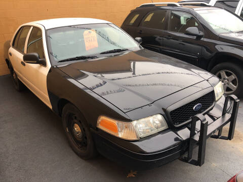 2010 Ford Crown Victoria for sale at American Auto Group LLC in Saginaw MI