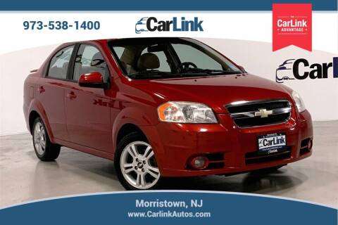 2011 Chevrolet Aveo for sale at CarLink in Morristown NJ