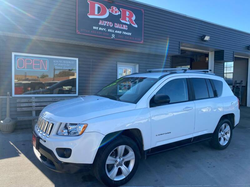 2012 Jeep Compass for sale at D & R Auto Sales in South Sioux City NE