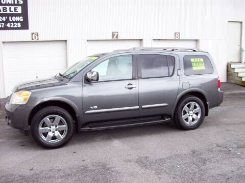 2009 Nissan Armada for sale at Clift Auto Sales in Annville PA