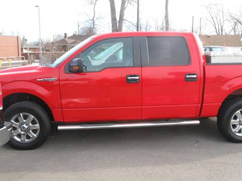 2012 Ford F-150 for sale at MCQUISTON MOTORS in Wyandotte MI