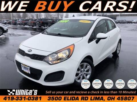 2015 Kia Rio 5-Door for sale at White's Honda Toyota of Lima in Lima OH