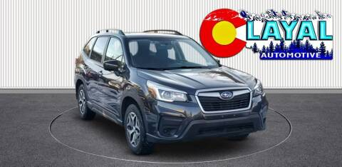 2019 Subaru Forester for sale at Layal Automotive in Englewood CO