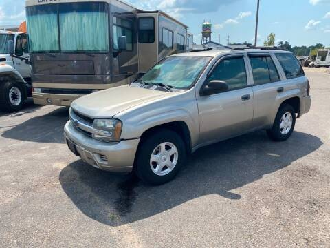 2002 Chevrolet TrailBlazer for sale at Memphis Auto Sales in Memphis TN