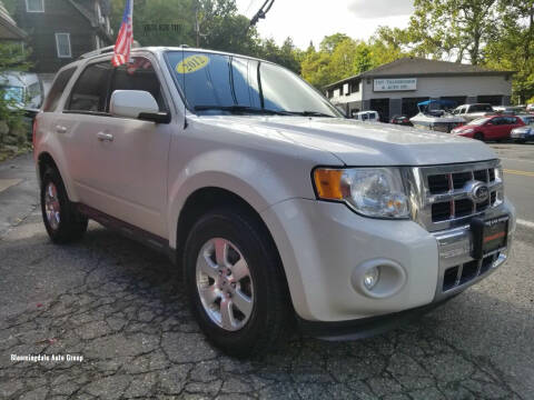 2012 Ford Escape for sale at Bloomingdale Auto Group in Bloomingdale NJ